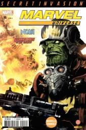 Marvel Universe (Panini - 2007) -15- Renaissance