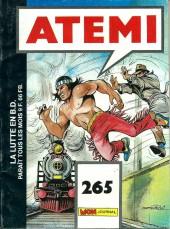 Atemi -265- Ghô-Ghô le gorille