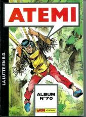 Atemi -Rec70- Album N°70 (du n°262 au n°264)