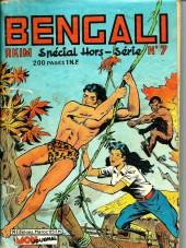 Bengali (Akim Spécial Hors-Série puis Akim Spécial puis) -7- Rudy le fils de la jungle
