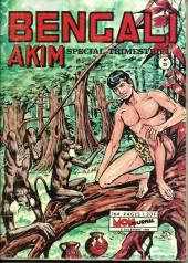 Bengali (Akim Spécial Hors-Série puis Akim Spécial puis) -25- Les chasseurs de singe