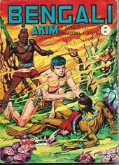 Bengali (Akim Spécial Hors-Série puis Akim Spécial puis) -31- Les rubis de la vallée de l'arc