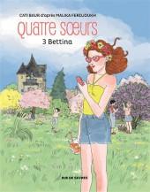 Quatre sœurs (Baur) -3- Bettina