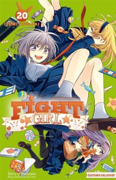 Fight Girl -20- Tome 20
