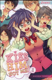 Kiss him, not me ! -1- Tome 1