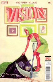 Vision (The) (2016) -3- In And Out