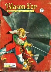 Blason d'or -3- Vendetta