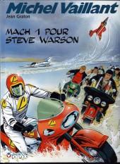 Michel Vaillant -14f1999- Mach 1 pour Steve Warson