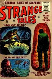 Strange Tales (Marvel - 1951) -44- Look Out Below