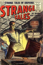 Strange Tales (1951) -46- You Must Not Look
