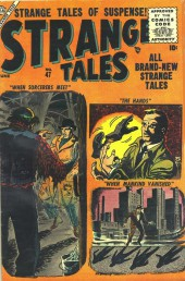 Strange Tales (1951) -47- When Sorcerers Meet