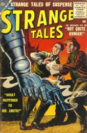 Strange Tales (1951) -49- Not Quite Human