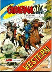 Carabina Slim -153- La mort indienne