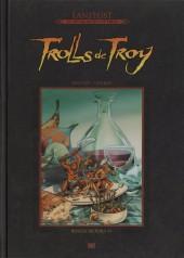 Lanfeust et les mondes de Troy - La collection (Hachette) -60- Trolls de Troy - Boules de poils (I)