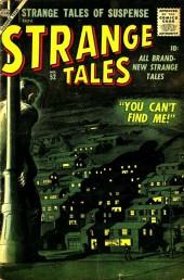 Strange Tales (Marvel - 1951) -52- You Can't Find Me!