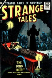 Strange Tales (1951) -54- The Long Sleep!