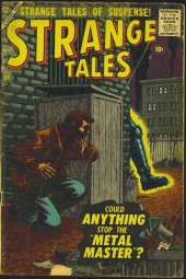 Strange Tales (Marvel - 1951) -56- Could Anything Stop The Metal Master!
