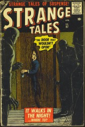 Strange Tales (Marvel - 1951) -57- It Walks In the Night!