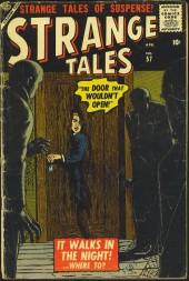 Strange Tales (Marvel - 1951) -57- It Walks In the Night!