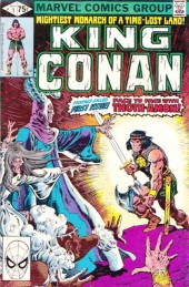King Conan (1980) -1- The Witch of the Mists