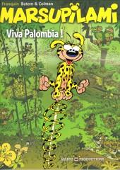 Marsupilami -20Ind- Viva Palombia !
