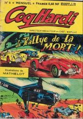Coq Hardi (1e Série) -6- Le rallye de la mort !