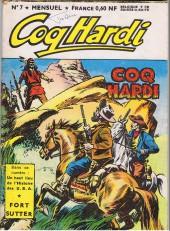 Coq Hardi (1e Série) -7- Un haut lieu de l'Histoire des U.S.A. : Fort Sutter