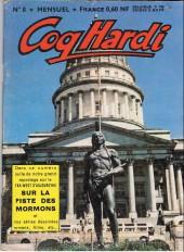 Coq Hardi (1e Série) -8- Sur la piste des mormons