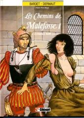 Les chemins de Malefosse -1b1990- Le diable noir