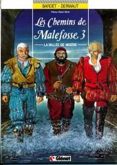 Les chemins de Malefosse -3a89- La vallée de misère