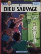 Alix -9a1981- Le Dieu sauvage