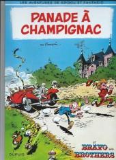 Spirou et Fantasio -19Ind- Panade à Champignac