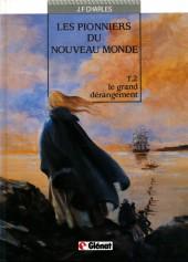 Les pionniers du Nouveau Monde -2a1990- Le grand dérangement