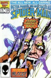 Spectacular Spider-Man (The) (1976) -119- Catfight!