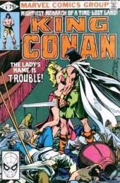 King Conan (1980) -6- Vengeance from the Desert!