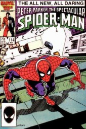 Spectacular Spider-Man (The) (1976) -114- The Key