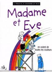Madame et Eve -5- en voient de toutes les couleurs