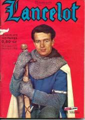 Lancelot (Mon Journal) -12- Dans la gueule du loup...