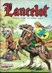 Lancelot (Mon Journal) -22- Le complot de Guenièvre