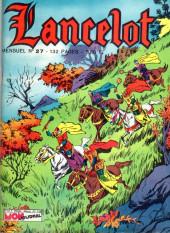 Lancelot (Mon Journal) -27- Les chevaucheurs du Maine