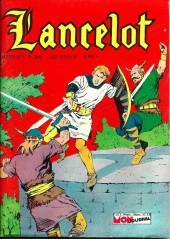 Lancelot (Mon Journal) -28- Sous la griffe du Hrafn