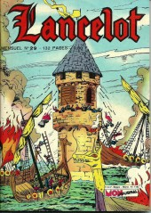 Lancelot (Mon Journal) -29- La tour de gloire...