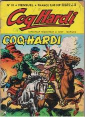 Coq Hardi (1e Série) -10- La caravane a repris sa route vers la Californie...