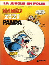 La jungle en folie -11- Mambo Zizi Panda
