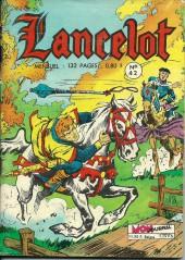 Lancelot (Mon Journal) -42- La nuit de feu
