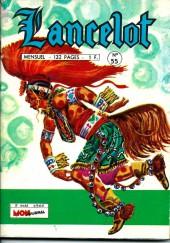 Lancelot (Mon Journal) -55- L'aigle de Fronteira