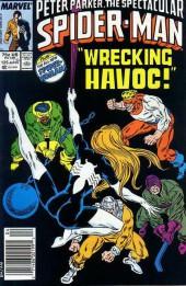Spectacular Spider-Man (The) (1976) -125- Wrecking Havoc!