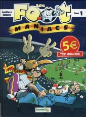 Les foot-maniacs -1c16- Tome 1
