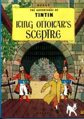 Tintin (The Adventures of) -8b89- King Ottokar's sceptre