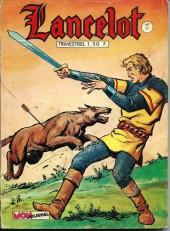Lancelot (Mon Journal) -77- Les terres tremblantes